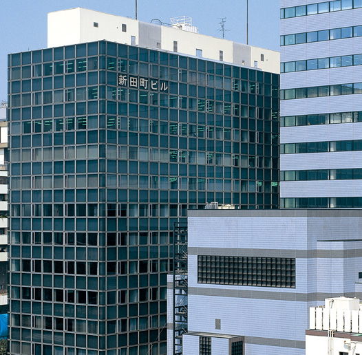 新田町ビルの写真